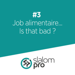 Job alimentaire